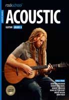 Rockschool – Acoustic Guitar Grade 8