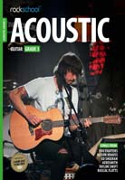 Rockschool – Acoustic Guitar Grade 3