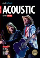 Rockschool – Acoustic Guitar Grade 5