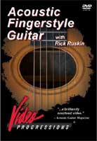 Rick Ruskin – Acoustic Fingerstyle Guitar
