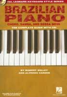 Robert Willey – Brazilian Piano