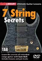 Sam Bell – Seven String Secrets