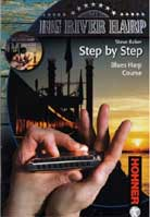 Steve Baker – Blues Harp: Step by Step