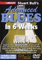 Stuart Bull – Advanced Blues in 6 Weeks