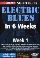Stuart Bull Electric Blues In 6 Weeks