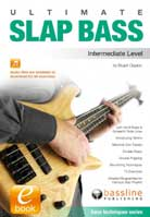 Stuart Clayton – Ultimate Slap Bass: Intermediate Level