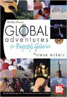 Steve Eckels – Global Adventures for Fingerstyle Guitarists