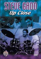 Steve Gadd – Up Close