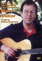 Stefan Grossman – Advanced Fingerpicking Guitar Techniques: Blues Guitar