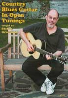 Stefan Grossman – Country Blues Guitar in Open Tunnings