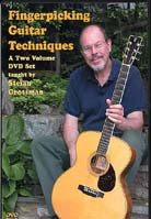 Stefan Grossman – Fingerpicking Guitar Techniques