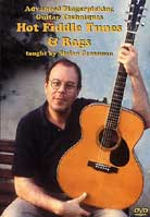 Stefan Grossman – Hot Fiddle Tunes and Rags