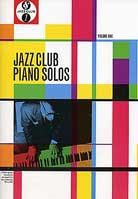 Steve Hill – Jazz Club Piano Solos Volume 1
