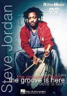 Steve Jordan – The Groove is Here