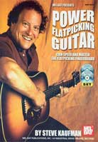 Steve Kaufman – Power Flatpicking Guitar