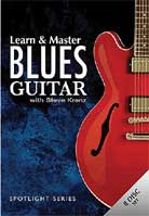Learn & Master Blues Guitar with Steve Krenz
