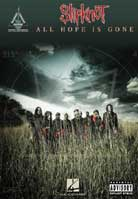 Slipknot – All Hope is Gone (Guitar Tab Songbook)