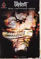 Slipknot – Vol. 3 The Subliminal Verses (Guitar Tab Songbook)