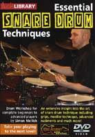 Simon Mellish – Essential Snare Drum Techniques