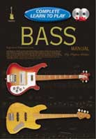 Stephan Richter – Progressive Complete Learn to Play Bass Manual