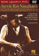 Stevie Ray Vaughan's Greatest Hits (Guitar Signature Licks)