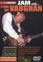Jam with Stevie Ray Vaughan
