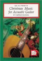 Stephen Siktberg – Christmas Music for Acoustic Guitar