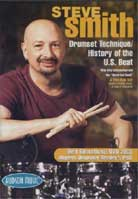 Steve Smith: Drumset Technique/History of the U.S. Beat