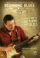 Steve Trovato – Beginning Blues: Lead Guitar