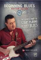 Steve Trovato – Beginning Blues: Rhythm Guitar