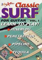 SongXpress – Classic Surf For Guitar Volume 1