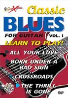 SongXpress: Classic Blues for Guitar Volume 1