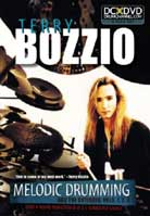 Terry Bozzio – Melodic Drumming and the Ostinato: Vol 1, 2, 3