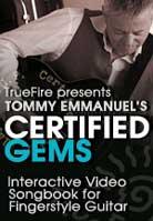 Tommy Emmanuel – Certified Gems