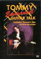 Tommy Emmanuel – Guitar Talk