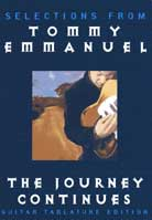 Tommy Emmanuel – The Journey Continues