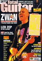 Total Guitar April 2003