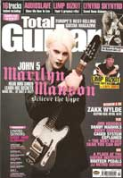 Total Guitar July 2003