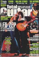 Total Guitar August 2003