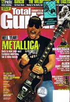 Total Guitar October 2003