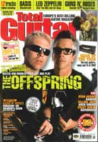 Total Guitar January 2004