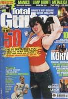 Total Guitar February 2004