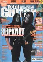 Total Guitar July 2004