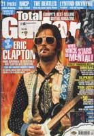 Total Guitar August 2004