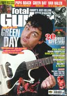 Total Guitar October 2004