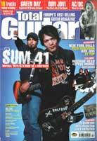 Total Guitar February 2005