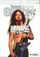 Total Guitar March 2005