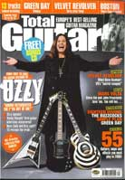 Total Guitar April 2005