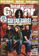 Total Guitar August 2005