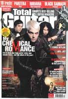 Total Guitar November 2006